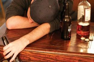alcol e malori