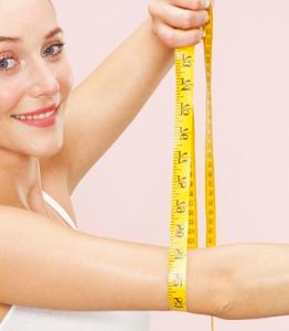 perdere peso sulle braccia