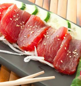 perdere peso mangiando tonno
