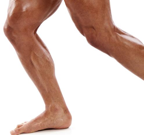 perdere i muscoli del polpaccio