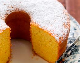 torta arancia quinoa