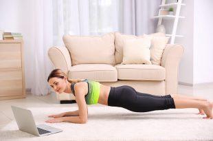 esercizi di 30 minuti per allenarsi in casa