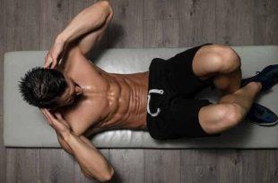 come scolpire gli addominali con 5 tipologie di esercizi