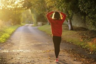 Camminata per combattere l'ansia e lo stress